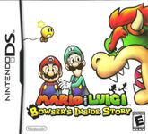 Video Game: Mario & Luigi: Bowser's Inside Story