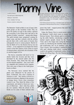 RPG Item: Thorny Vine