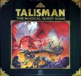 Board Game: Talisman (Revised 4th Edition)