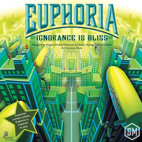 Board Game: Euphoria: Ignorance Is Bliss