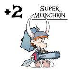 Board Game: Munchkin Temporary Tattoos