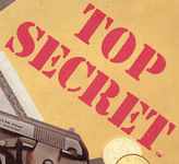 RPG: Top Secret (1st and 2nd Editions)
