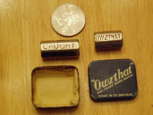 Board Game: Owzthat