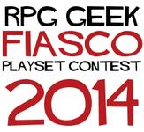 Series: RPG Geek Fiasco Playset Contest 2014: Celebrations