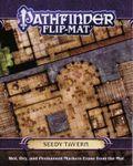 RPG Item: Pathfinder Flip-Mat: Seedy Tavern