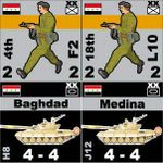 Board Game: Operation Iraqi Freedom