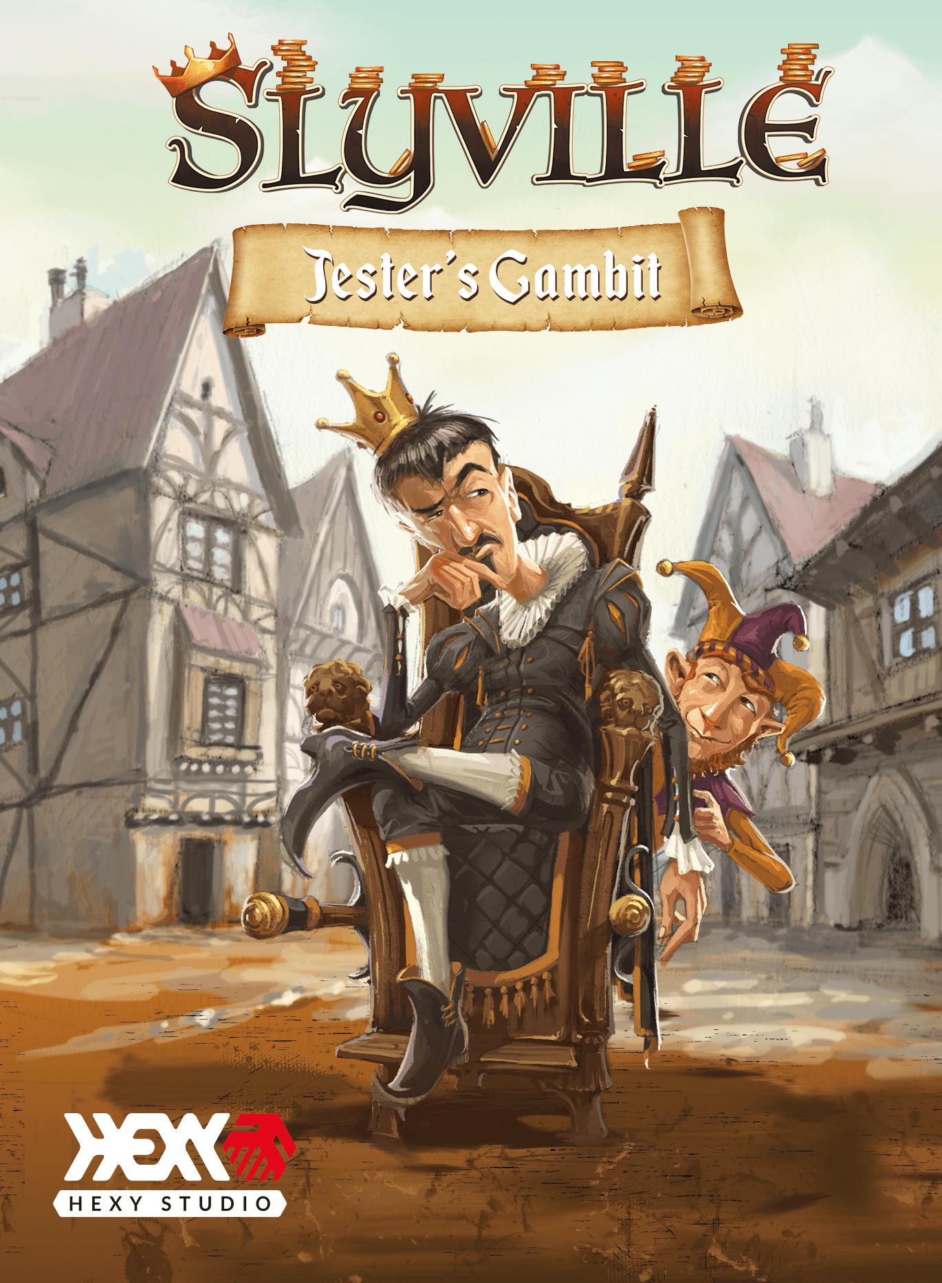 Slyville: Jester's Gambit