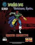 RPG Item: Supernatural Supers & Metahuman Mystics: Created Archetype