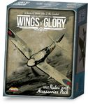 Board Game: Wings of Glory: WW2 Rules and Accessories Pack