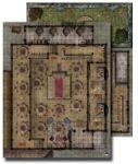RPG Item: GameMastery Flip-Mat: Urban Tavern