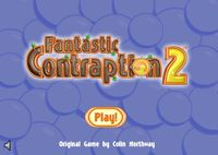 Video Game: Fantastic Contraption 2