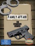 RPG Item: Blueprint for Imagination: Family Affair