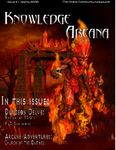 Issue: Knowledge Arcana (Issue 11 - Spring 2008)