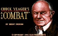 Video Game: Chuck Yeager's Air Combat