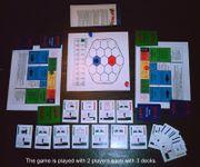 Board Game: MMA Master