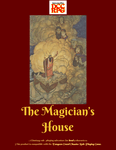 RPG Item: The Magician's House (DCC)