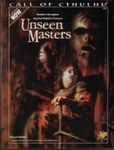 RPG Item: Unseen Masters