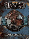 RPG Item: Black Fire Pass: A Guide to Adventures on the Fringe of the Empire