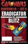 Board Game: Car Wars Fifth Edition Starter Set, Division 10 - Set 3