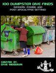 RPG Item: 100 Dumpster Dive Finds