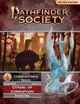 RPG Item: Pathfinder 2 Society Scenario 2-01: Citadel of Corruption