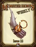 RPG Item: Monster Hunts Weekly: Issue 22