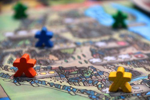 Board Game: Castellum: Maastricht