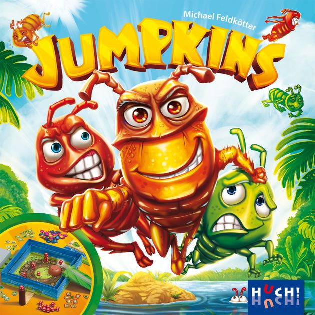 Jumpkins | Board Game | BoardGameGeek
