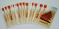 20 Command cards
