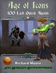 RPG Item: Age of Icons: 100 Lich Queen Agents
