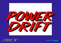 Video Game: Power Drift