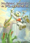 RPG Item: Plüsch, Power & Plunder (4th edition)