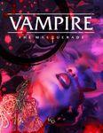 RPG Item: Vampire: The Masquerade 5th Edition Core Book