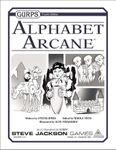 RPG Item: GURPS Alphabet Arcane
