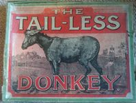 Board Game: The Tailless Donkey