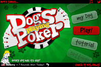 Video Game: Dogs Playing Poker