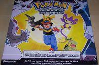 Board Game: Pokémon Poké Ball Flip