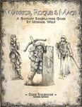 RPG Item: Warrior, Rogue & Mage