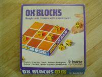 Board Game: Ox Blocks