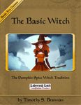 RPG Item: The Basic Witch: The Pumpkin Spice Witch Tradition
