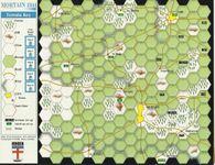 Board Game: Mortain 1944