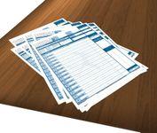 RPG Item: Passcards