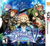Video Game: Etrian Odyssey V: Beyond the Myth