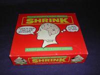 Board Game: Shrink