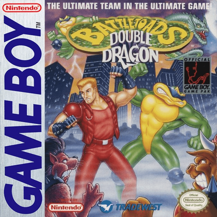 Video Game: Battletoads & Double Dragon: The Ultimate Team