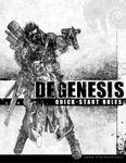 RPG Item: Degenesis Quick-Start Rules