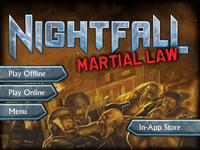 Video Game: Nightfall: Martial Law