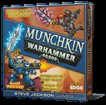 Board Game: Munchkin Warhammer 40,000