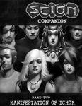 RPG Item: Scion Companion Part Two: Manifestation of Ichor