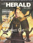 Issue: The Imperial Herald (Volume 2, Issue 1 - 2001)